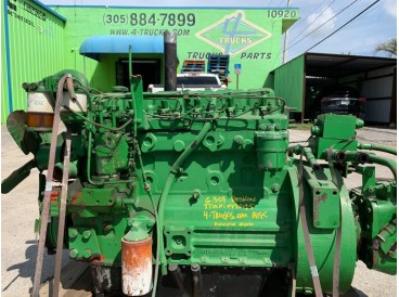 1980 PERKINS 6.354  ENGINE 122 HP