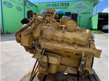 1989 CATERPILLAR 3208 TURBO ENGINE 240 HP
